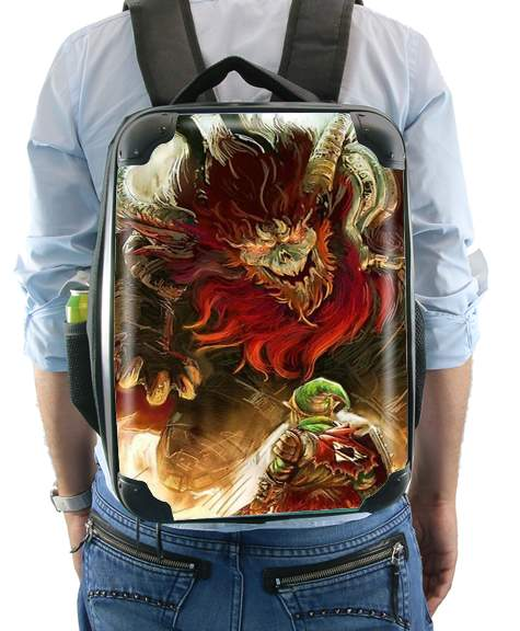Link Vs Ganon for Backpack