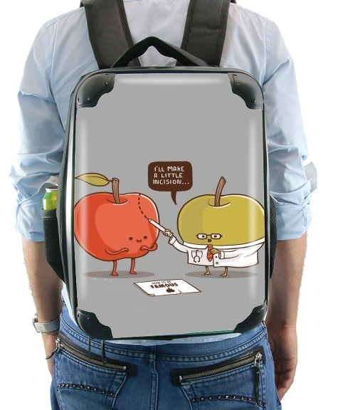 Famous Apple for Backpack