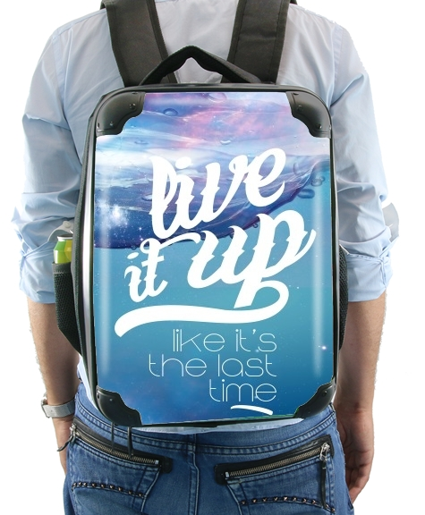 Live it up for Backpack
