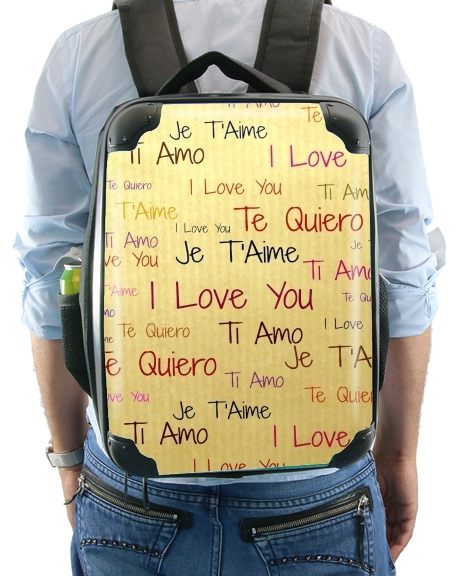 Love Letters for Backpack