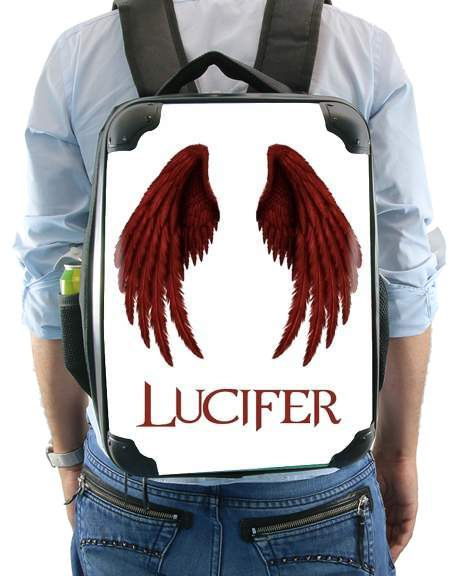 Lucifer The Demon for Backpack