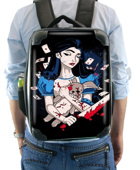 Madness in Wonderland for Backpack
