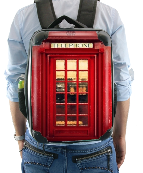 Magical Telephone Booth for Backpack