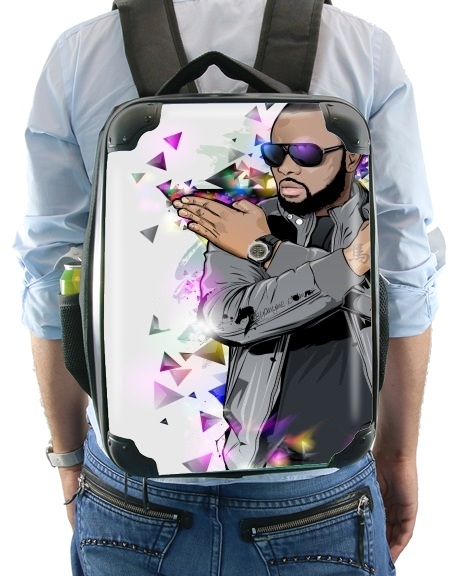 Maitre Gims - zOmbie for Backpack