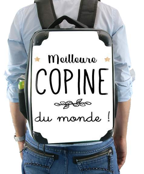 Meilleure copine du monde for Backpack