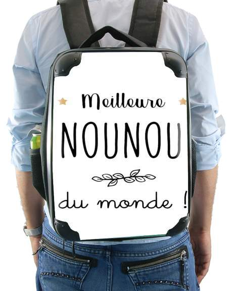 Meilleure nounou du monde for Backpack