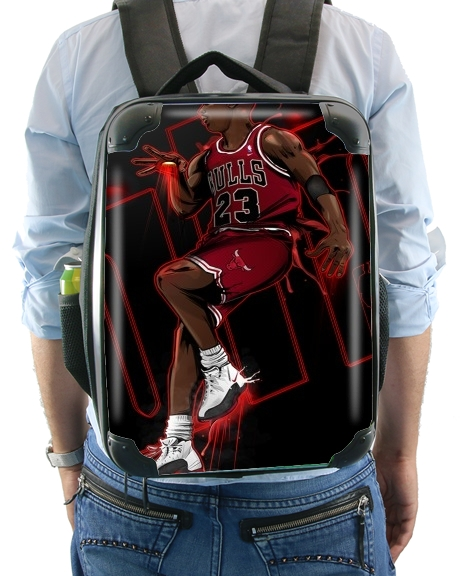 Michael Jordan for Backpack