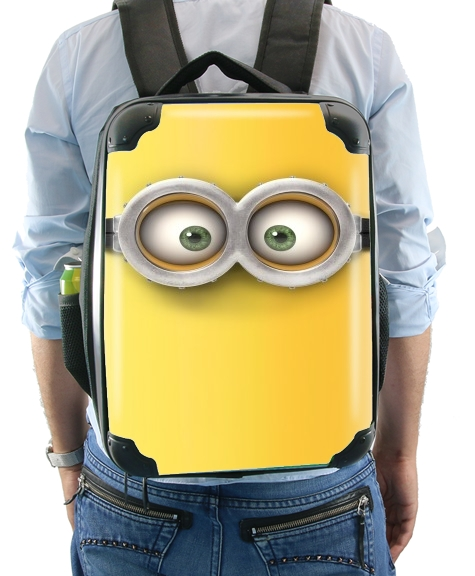 minion 3d  for Backpack
