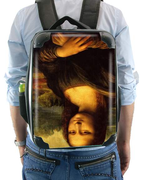 Mona Lisa for Backpack