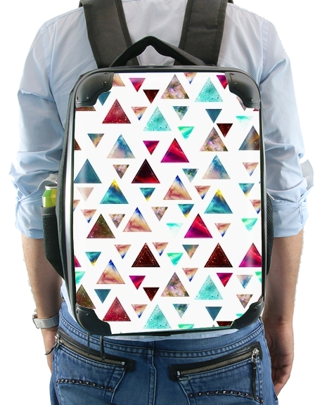 Multicolor Trianspace  for Backpack
