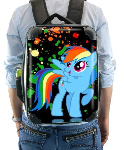 My little pony Rainbow Dash for Backpack