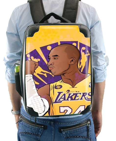 NBA Legends: Kobe Bryant for Backpack