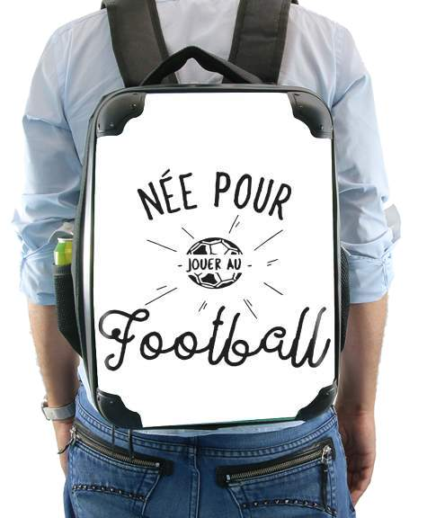 Nee pour jouer au football for Backpack