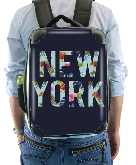 New York Floral for Backpack