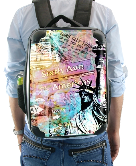 New York Liberty for Backpack