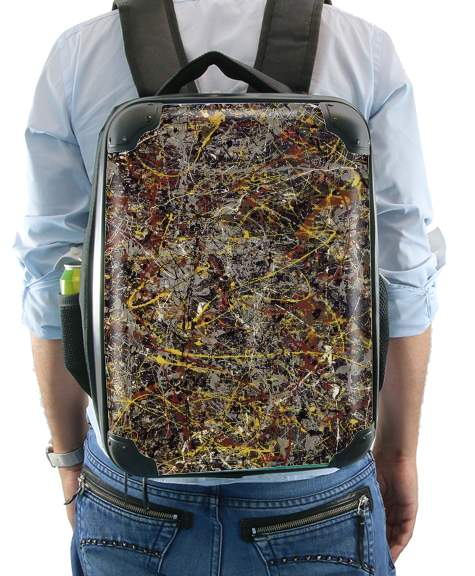 No5 1948 Pollock for Backpack