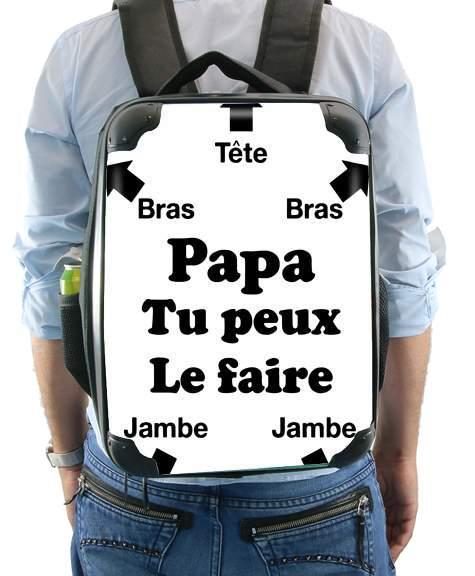 Notice pour papa for Backpack