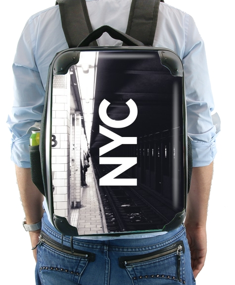 NYC Basic Subway for Backpack