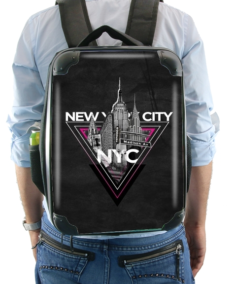 NYC V [pink] for Backpack