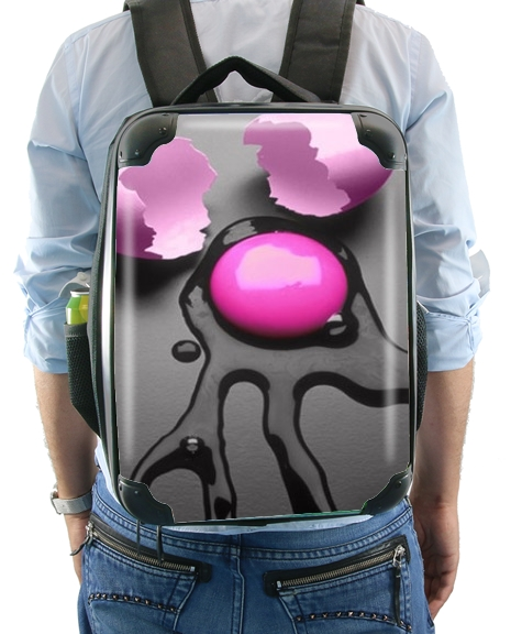 Pink Egg for Backpack