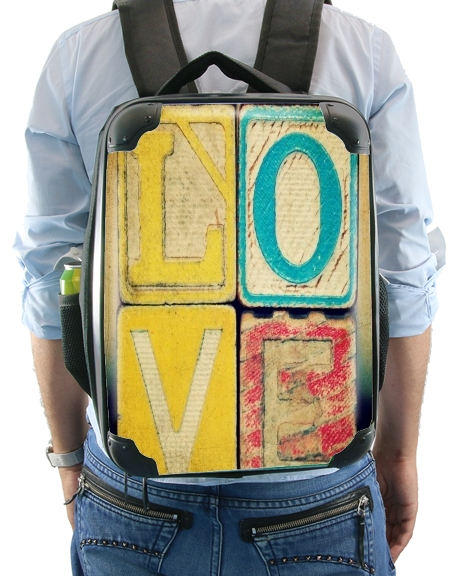 Old Love for Backpack