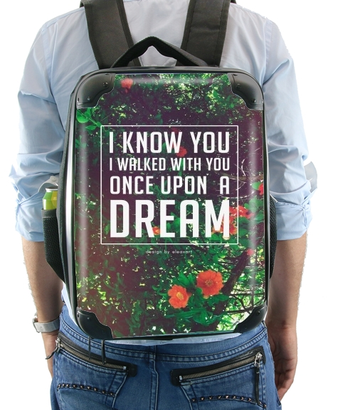 Once upon a dream for Backpack