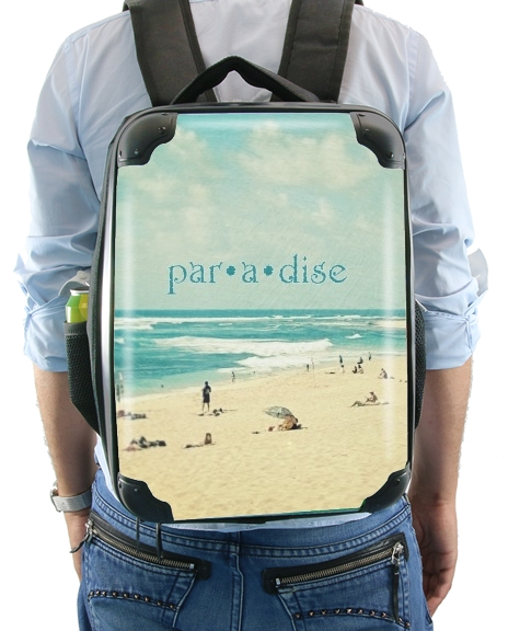 paradise for Backpack