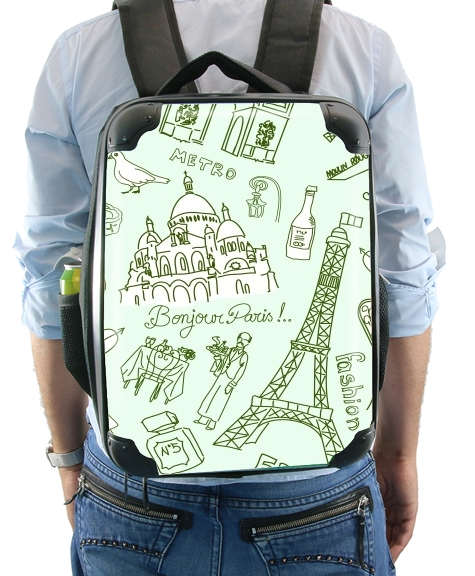 Paris for Backpack