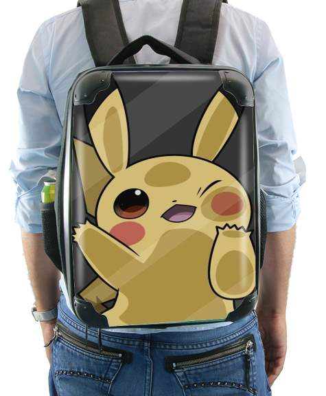 Pikachu Lockscreen for Backpack