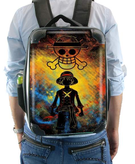 Pirate Art for Backpack