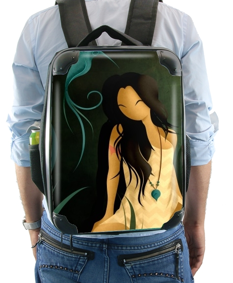 The Indian for Backpack