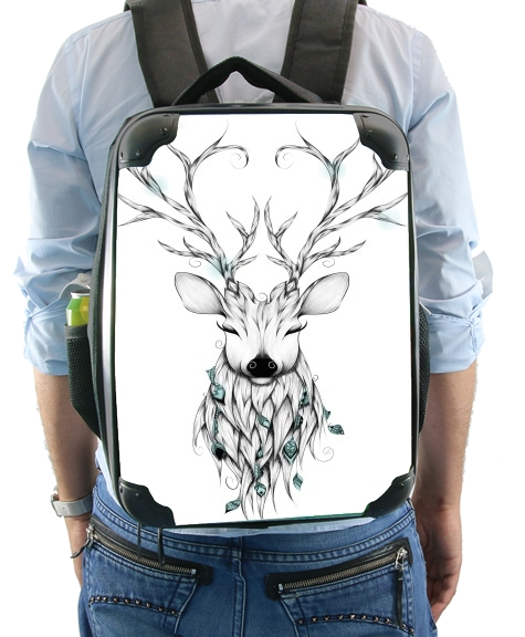 Poetic Deer for Backpack