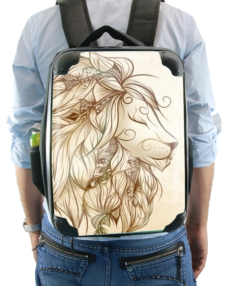 Poetic Lion for Backpack