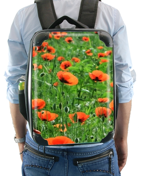 POPPY FIELD for Backpack