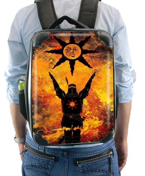 Praise the Sun Art for Backpack