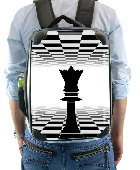 Queen Chess for Backpack