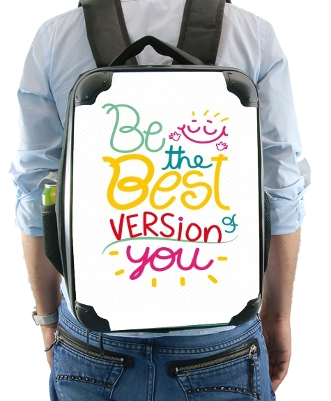Quote : Be the best version of you for Backpack