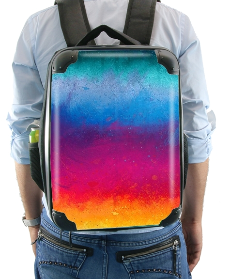 Rainbow strokes for Backpack