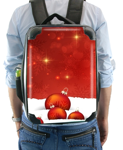 Red Christmas for Backpack