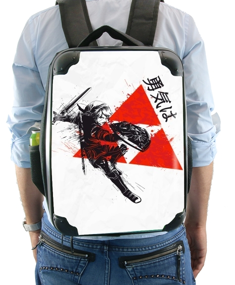 RedSun : Triforce for Backpack