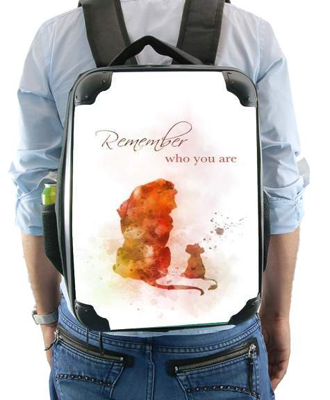 Remember Who You Are Lion King for Backpack