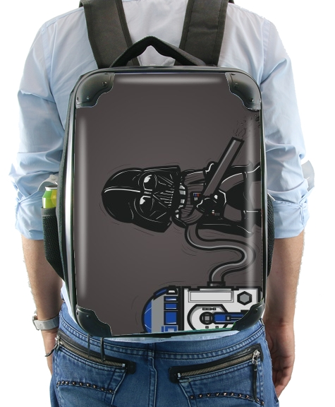 Robotic Hoover for Backpack