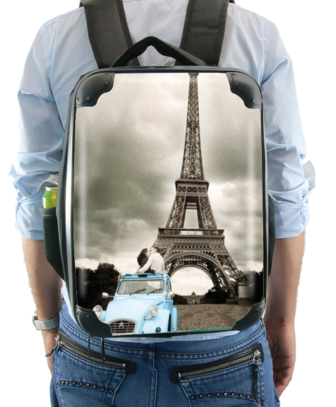 Eiffel Tower Paris So Romantique for Backpack