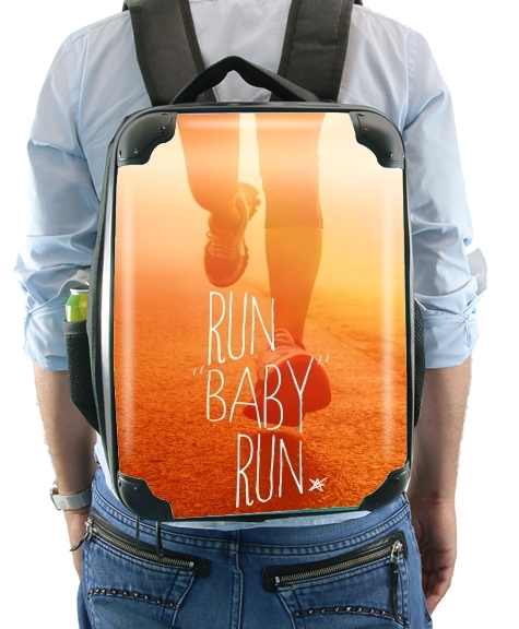 Run Baby Run for Backpack