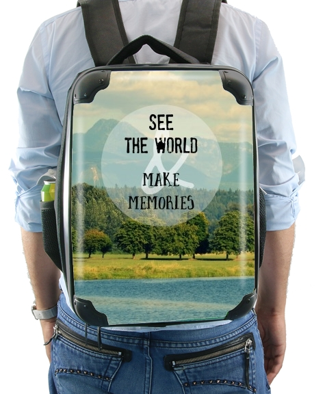 See the World for Backpack