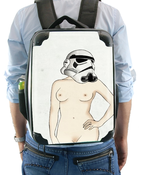 Sexy Stormtrooper for Backpack