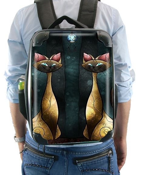 Siamese Tease for Backpack