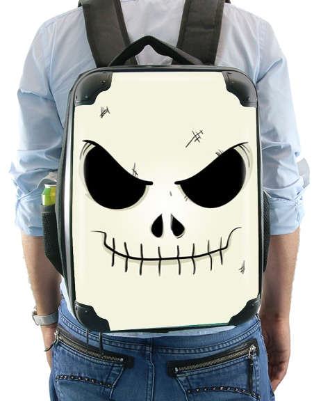 Skeleton Face for Backpack