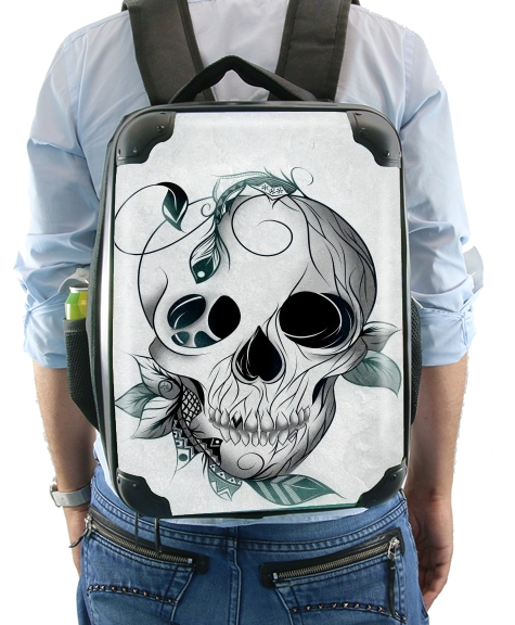 Skull Boho  for Backpack