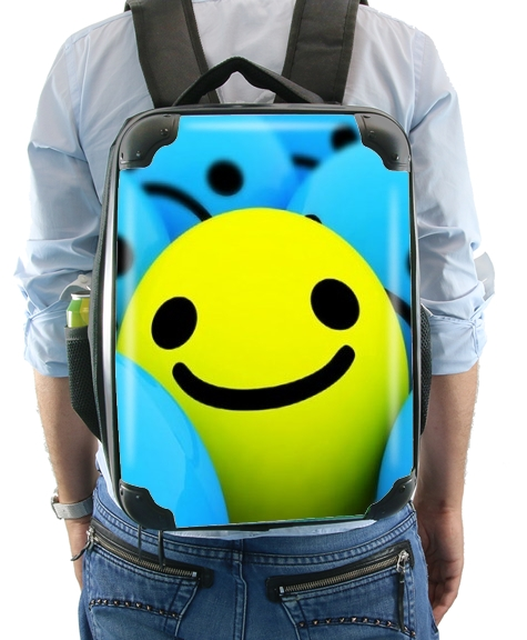 Smiley - Smile or Not for Backpack
